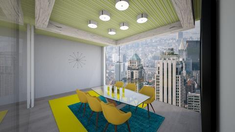 office meeting  - Office - by LexaQ