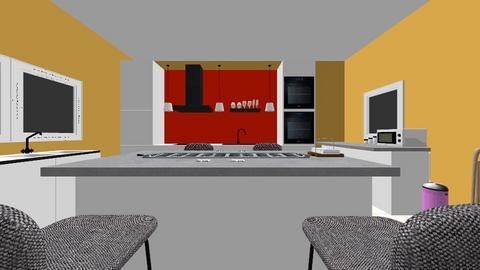 My Dream Kitchen - Kitchen - by Kennedy Backer