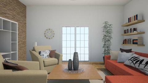 Living Room - Living room - by imstephaniee_