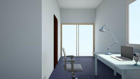 Jacob's Room - Bedroom - by Maria Alexandra