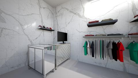clothing store - by canvas_creativity