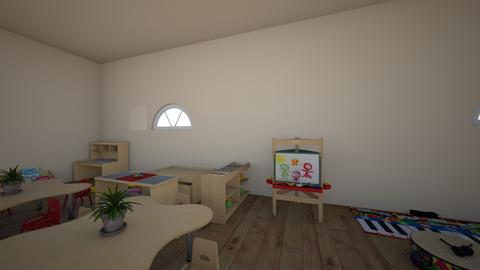 Kindergarten - by JBXXPUTWMJPYKKJRMCDVAEFVAVQWKEJ