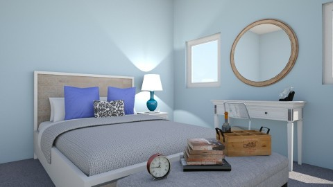 Gallery Master - Bedroom - by CreativityMonster22