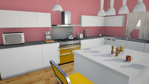 Modern Kitchen - Kitchen - by jessicalove