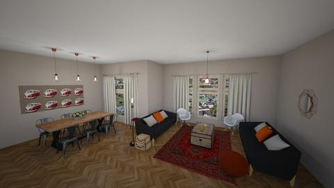 living room - by lyrissa02