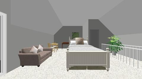Masterbedroom - Eclectic - Living room - by Bridgemoof