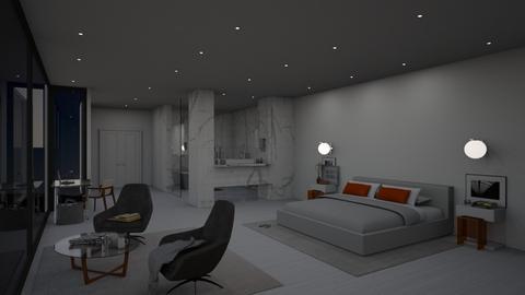 Modern Suite - Modern - Bedroom - by Ryan_22_