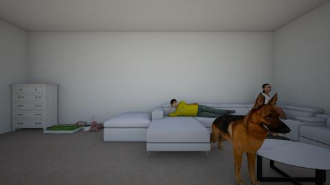 lliving room - Living room - by carysweaver10