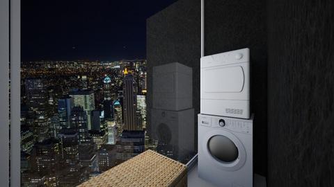 Laundry Room - Modern - by jasminecalloway