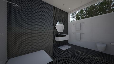 bathroom 1 - Bathroom - by oggienarna