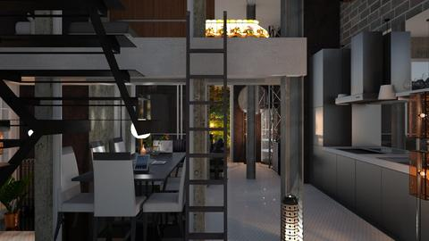 Mezzanine extended - by Nari31