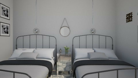 Venable Guest Room-6 - Bedroom - by loft313