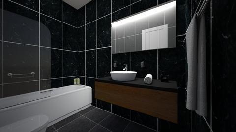 Park Lane - Modern - Bathroom - by deleted_1565009666_athinaste