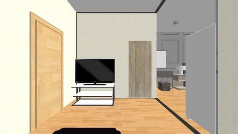 P1 - Modern - Bedroom - by Plan_pp