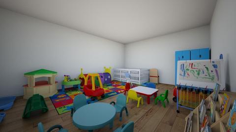 Technopark Creche Final - Living room - by nitesh5590