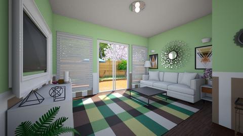 Meadows - Living room - by ijustlikemakingfloorplans