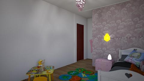 JulietaFernando - Bedroom - by SMarq