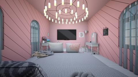 Princess teen - Bedroom - by Jayox0808080