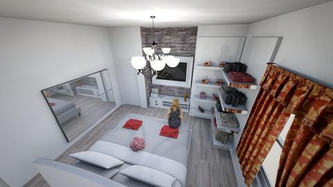 rene - Bedroom - by Renekovac