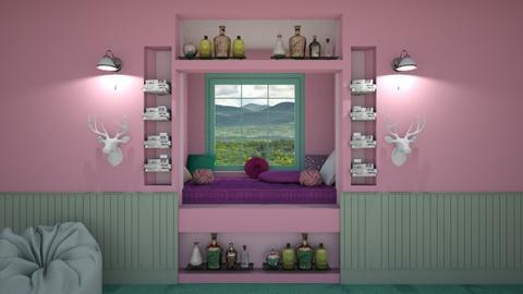 366 - Bedroom - by Jade Autumn