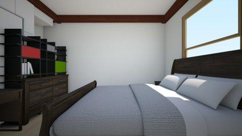 my little bedroom - Modern - Bedroom - by Omggirl77