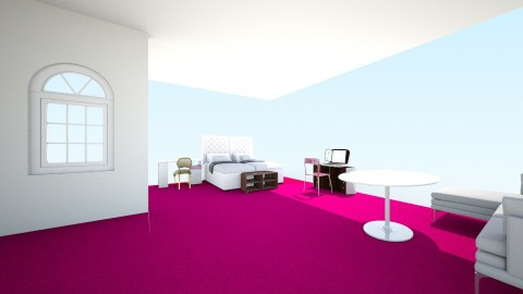 project - Bedroom - by am11464