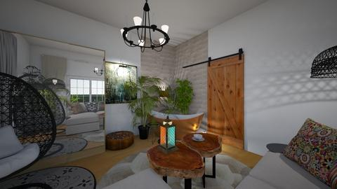 Living room with bath 4 - by jonofer