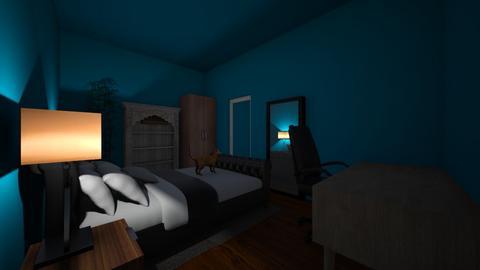 LucasBedroom - Modern - Bedroom - by 343111