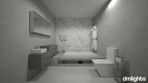 stonebox - Bathroom - by DMLights-user-1133665