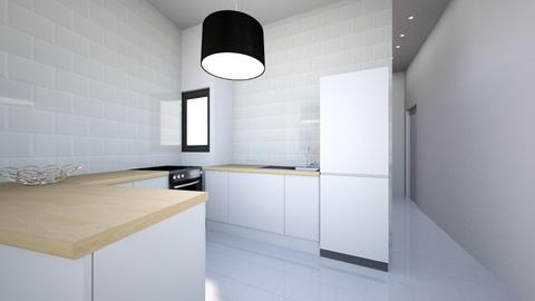 39sqm kitchen - Kitchen - by beelive