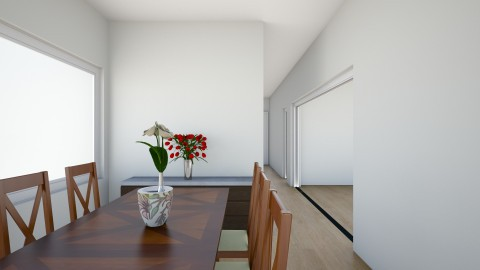 Kitchen 1 - Dining room - by ritdias
