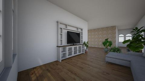georgia - Living room - by georga