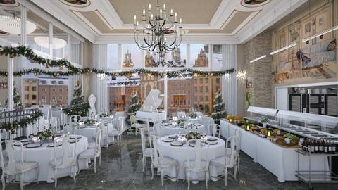 swidish  - Eclectic - Dining room - by Ida Dzanovic