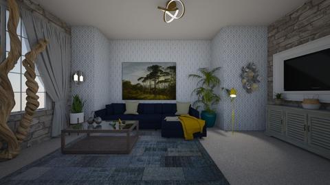 ln - Living room - by dena15