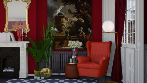 Classic living - Classic - Living room - by HenkRetro1960