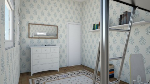Starter Room Yr 1 - Bedroom - by BurchAl22