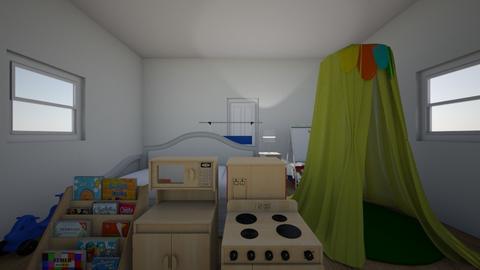 kamer orka onderzoek - Kids room - by Nathalievanderwiel