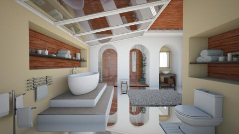 Virtual Bathroom - Modern - Bathroom - by Laurika