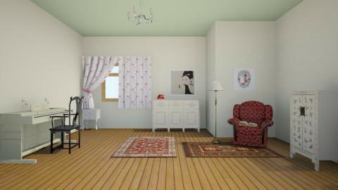 Tuba 2 - Living room - by joonatan