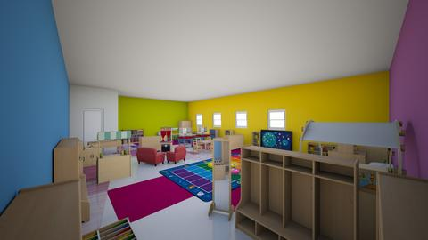Olives PreK Classroom - Kids room - by DHTBPZADTYFUTJBHZCBTVPYZHFAJHQQ