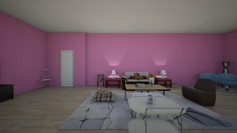 in Pink - Country - Living room - by rodrio  111