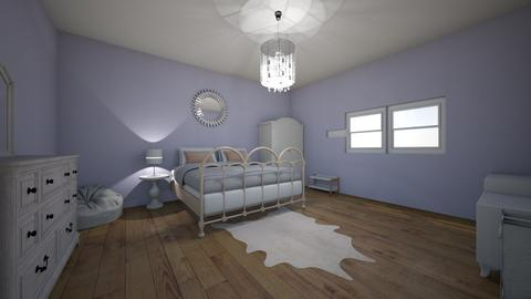 Bedroom  - Glamour - Bedroom - by EmilyFlores_Sanchez
