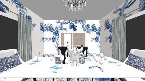 Dinette - Dining room - by hmgrl