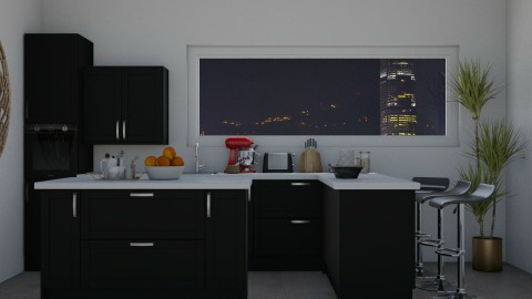 Kitchen - by Maddie_Grace_
