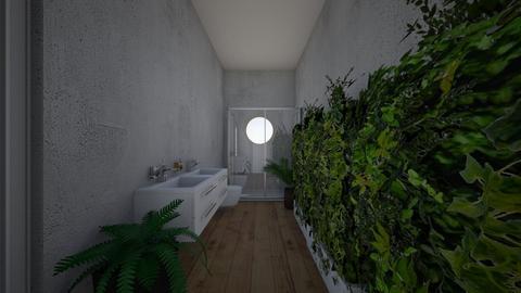 b - Bathroom - by Igone