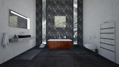 MODERN Bathroom - by Bastin