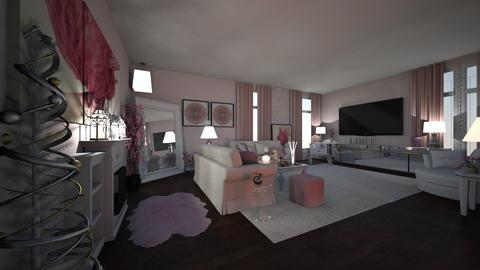 Template 2019 living room - Living room - by hillygabe
