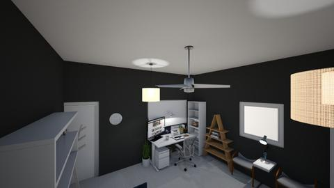 my room  - Modern - Office - by fatthymohamed2222000