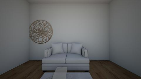 living room 1 - Minimal - Living room - by TheedgyPanda