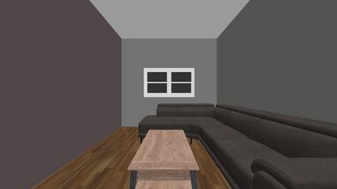 ElliDesignmedia room - by ElliJ13